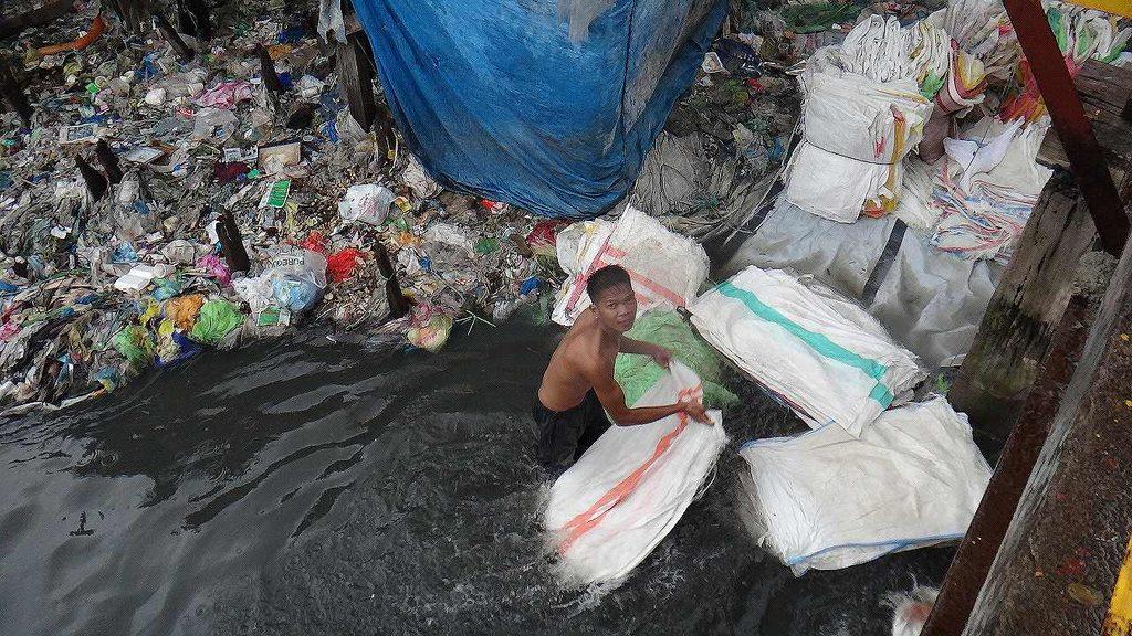 トンドのリサイクル1